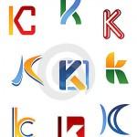 Ejemplo de palabras con k.