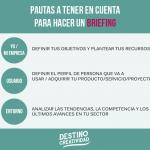 Ejemplos de briefing