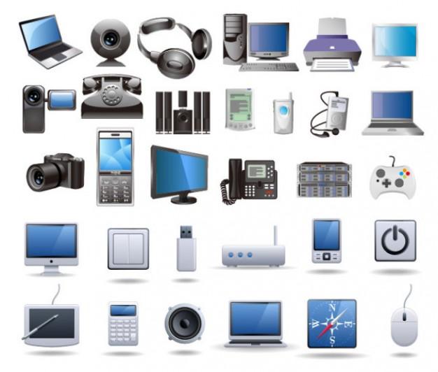 Ejemplos de objetos tecnologicos