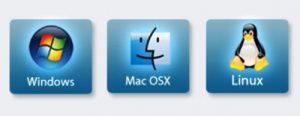 ejemplos de sistemas operativos para PC