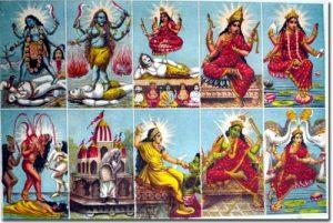 Ejemplos de Dioses Hindúes