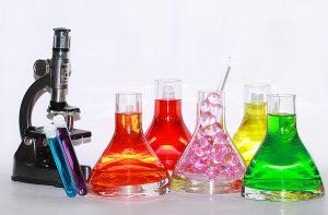 ejemplos de bases químicas
