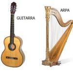 Ejemplos de Instrumentos de Cuerda
