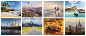 ejemplos de turismo