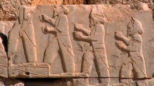 ejemplos de arqueología