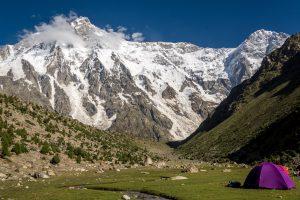 Ejemplos de montañas más altas