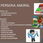 Ejemplos de Amoral