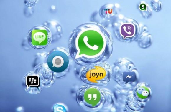 Ejemplos de las mejores aplicaciones de mensajería instantánea