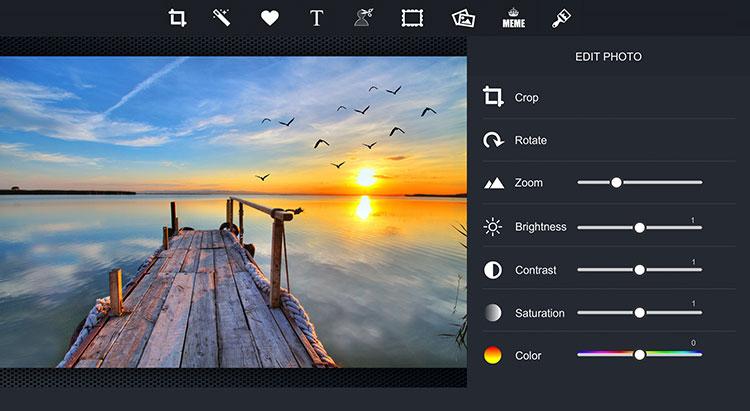 ejemplos editar fotos