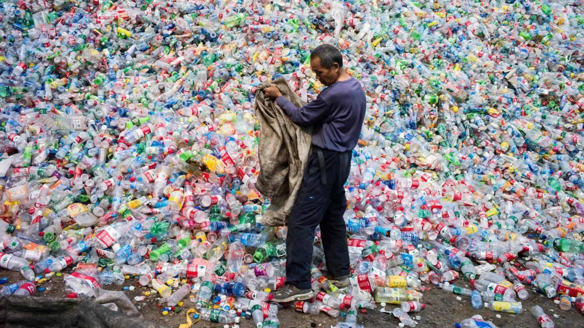 Ejemplos de plásticos más comunes